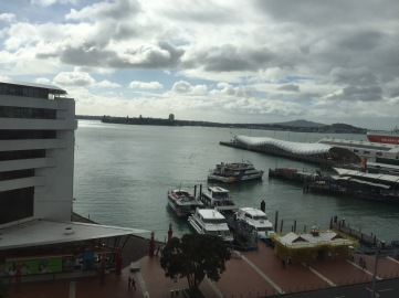 Water front Auckland New Zealand