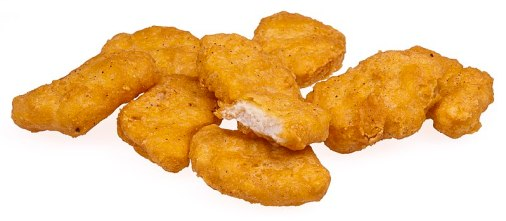 chicken nuggets for moms