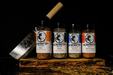 Spice beast spices meal prep fathers day