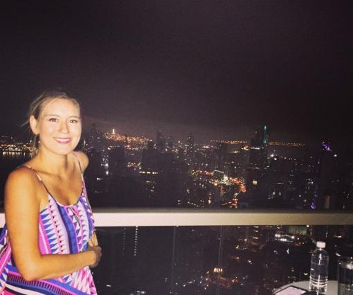 View from Hard Rock Panama